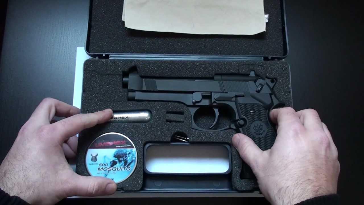 pistolet a