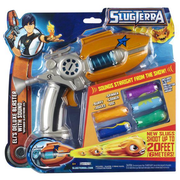 pistolet blaster slugterra