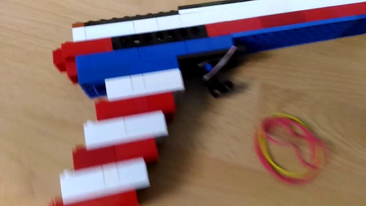 pistolet lego facile