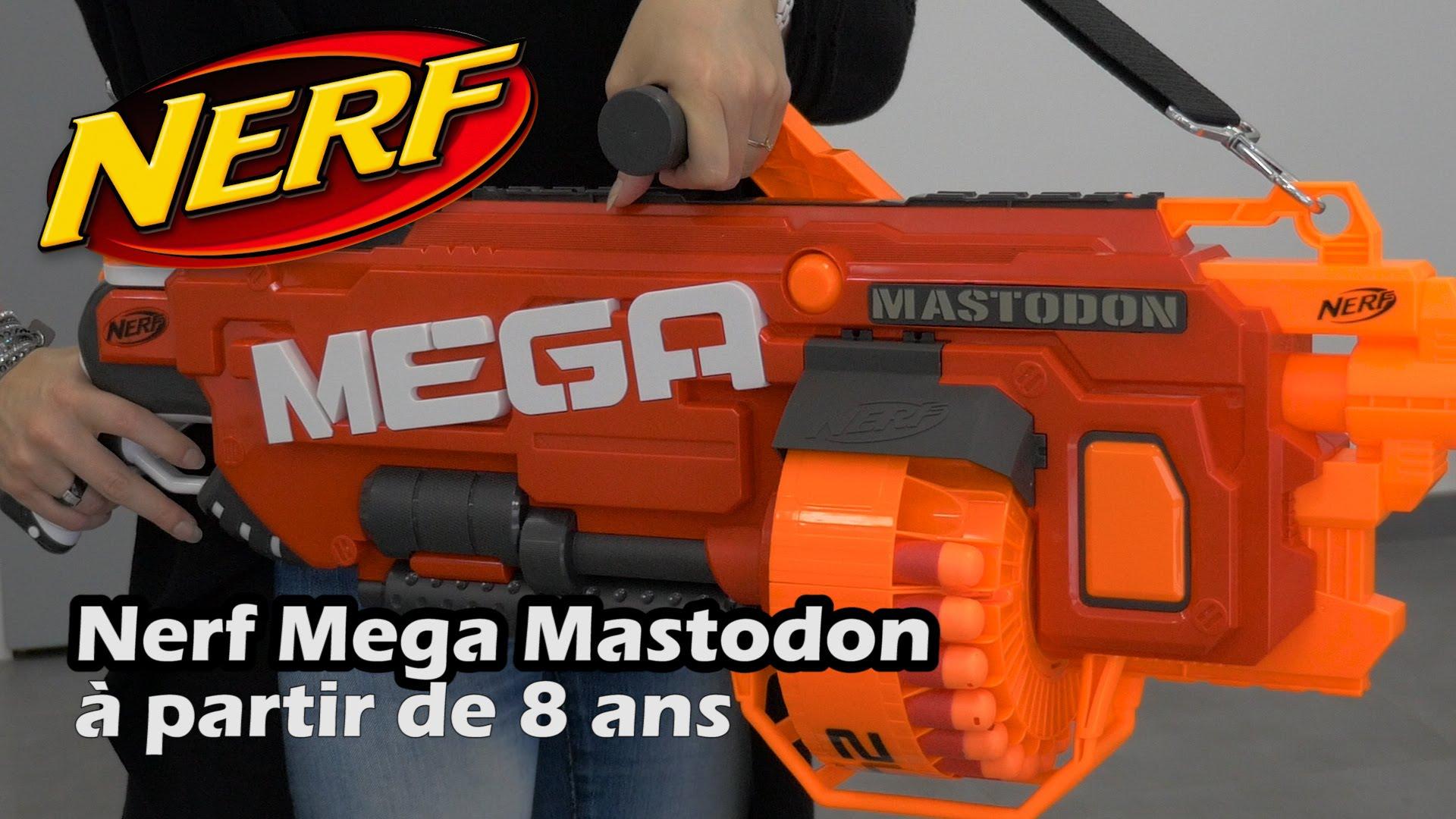 pistolet mega mastodon