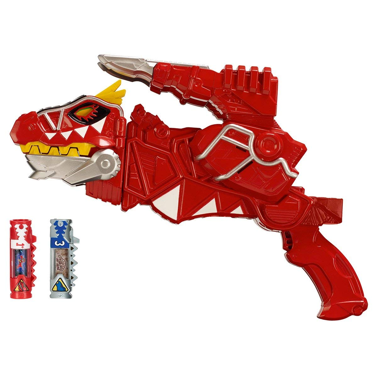 pistolet power rangers rouge