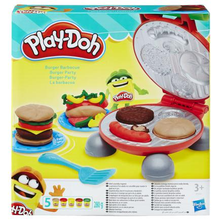 play doh barbecue