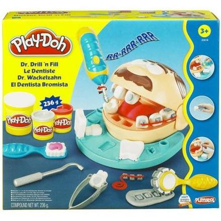 playdoh dentiste