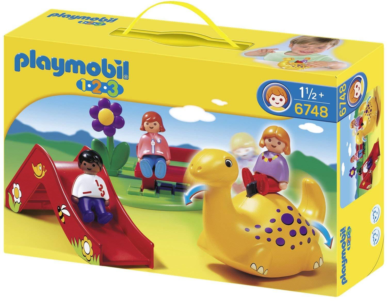 playmobil 123 aire de jeux