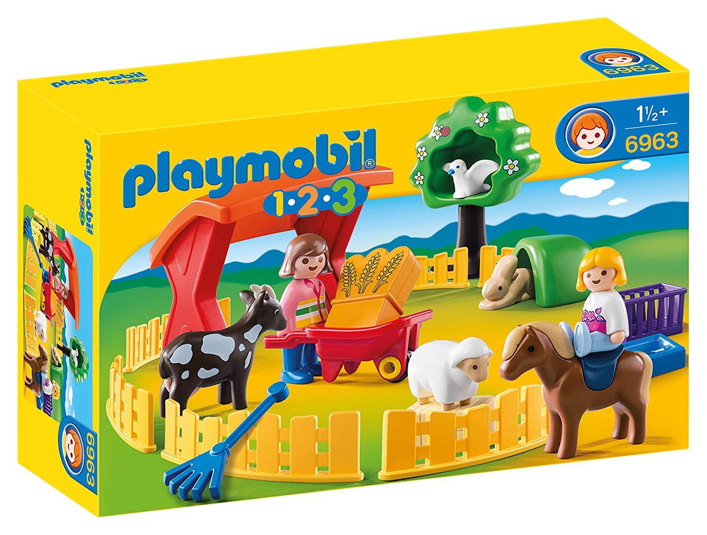 playmobil 123 fille