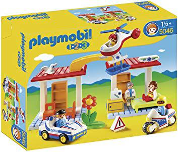playmobil 123 hopital