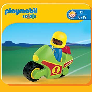 playmobil 123 moto