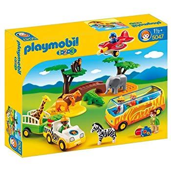 playmobil 123 safari