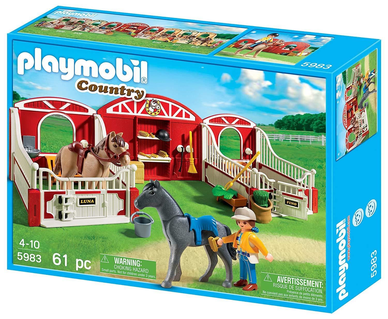 playmobil 3 ans