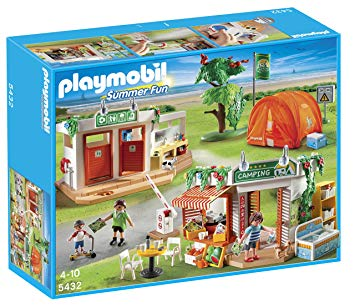 playmobil 5432 camping