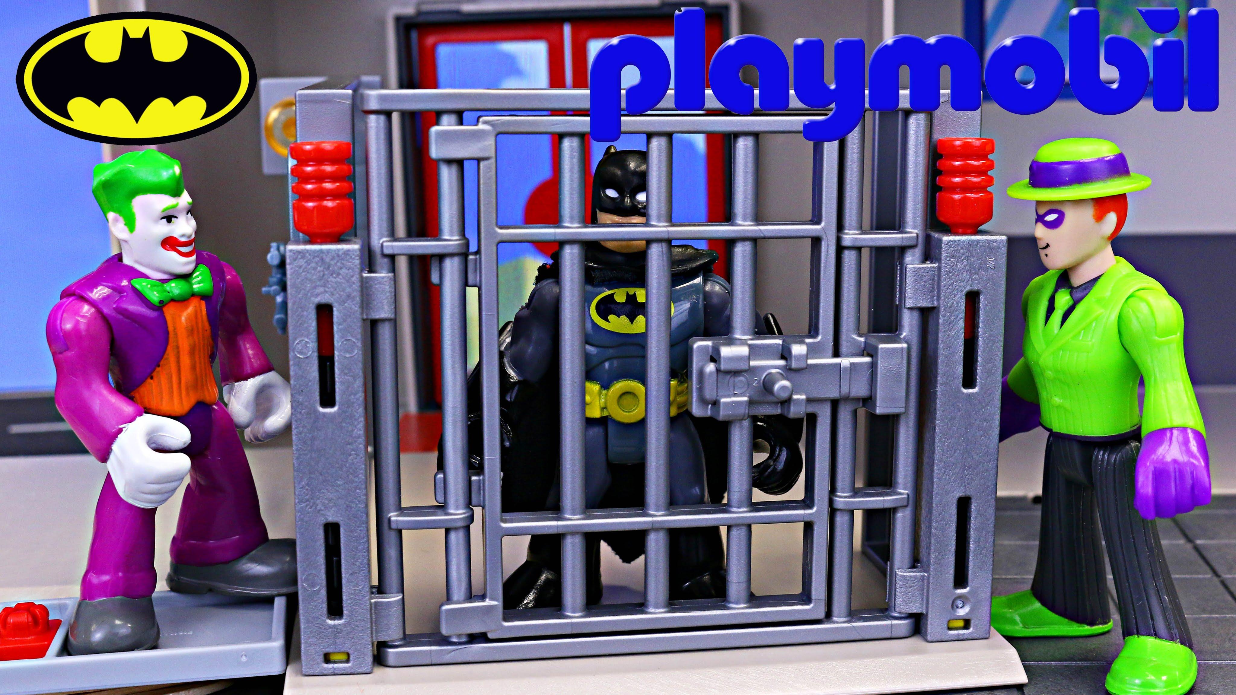 playmobil batman