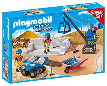 playmobil builders