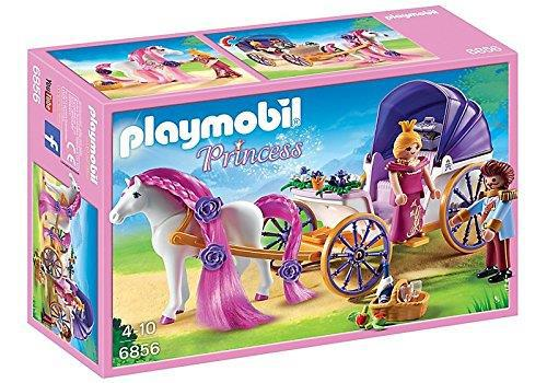playmobil caleche royale