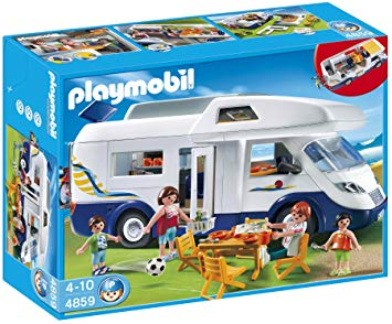 playmobil camping car 4859