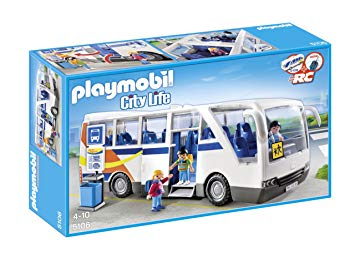 playmobil car scolaire