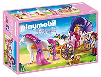 playmobil carrosse