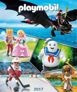 playmobil catalogue 2017