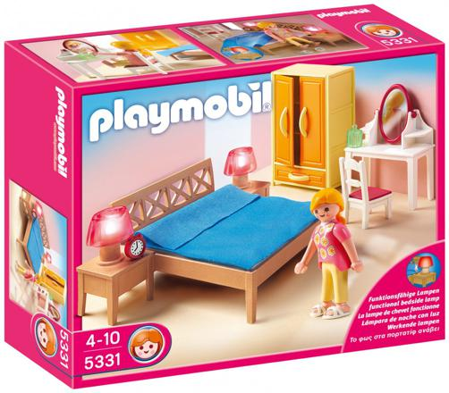 playmobil chambre des parents