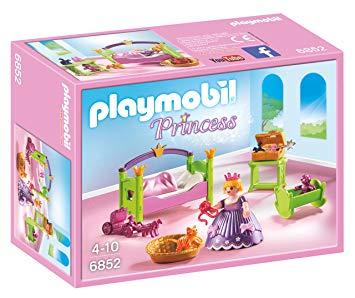 playmobil chambre princesse