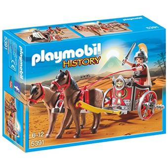 playmobil char romain