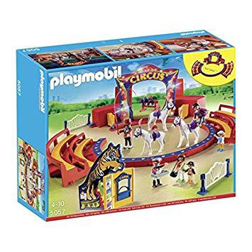 playmobil cirque