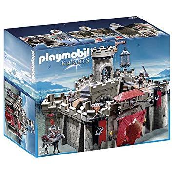 playmobil citadelle des chevaliers
