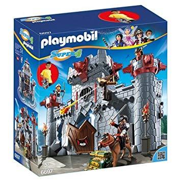 playmobil citadelle