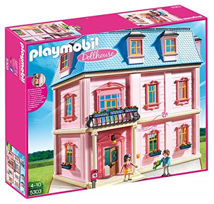 playmobil dollhouse 5303