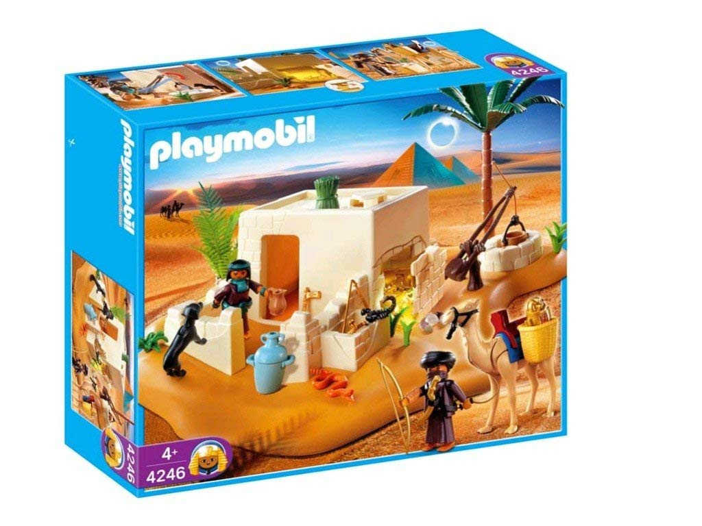 playmobil egypte