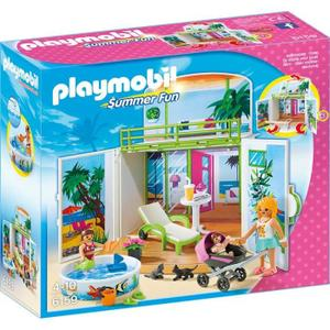 playmobil fille 5 ans