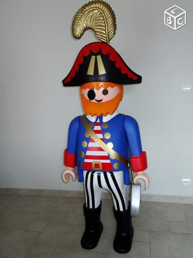 playmobil geant decoration