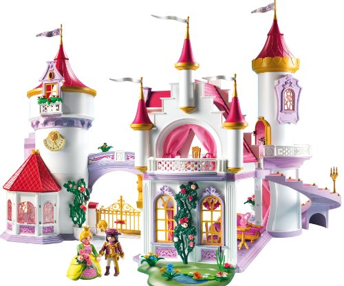 playmobil girl castle