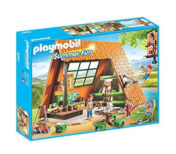 playmobil gite de vacances
