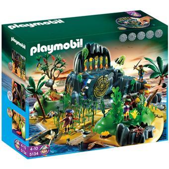 playmobil ile mystérieuse des pirates