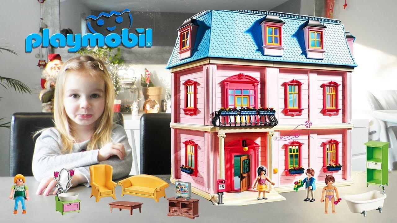 playmobil maison dollhouse