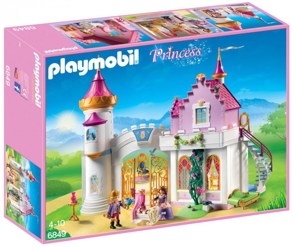 playmobil manoir royal
