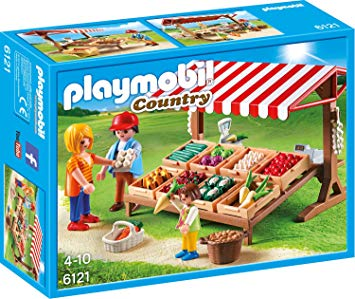 playmobil marchand