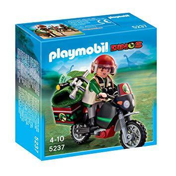 playmobil motorbike