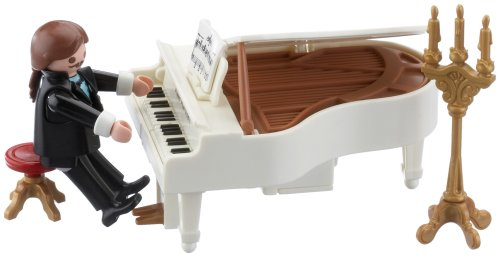 playmobil piano