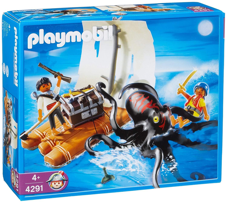 playmobil pieuvre