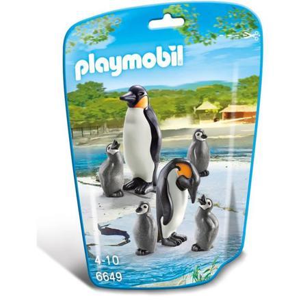 playmobil pingouin