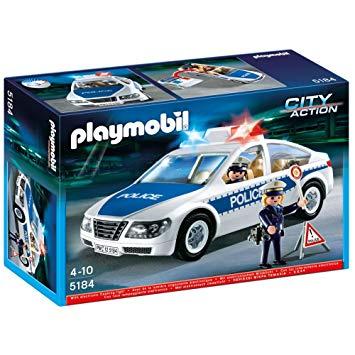 playmobil police 5184