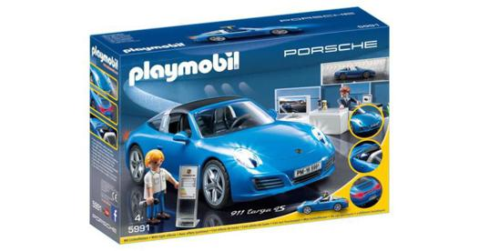 playmobil porsche targa