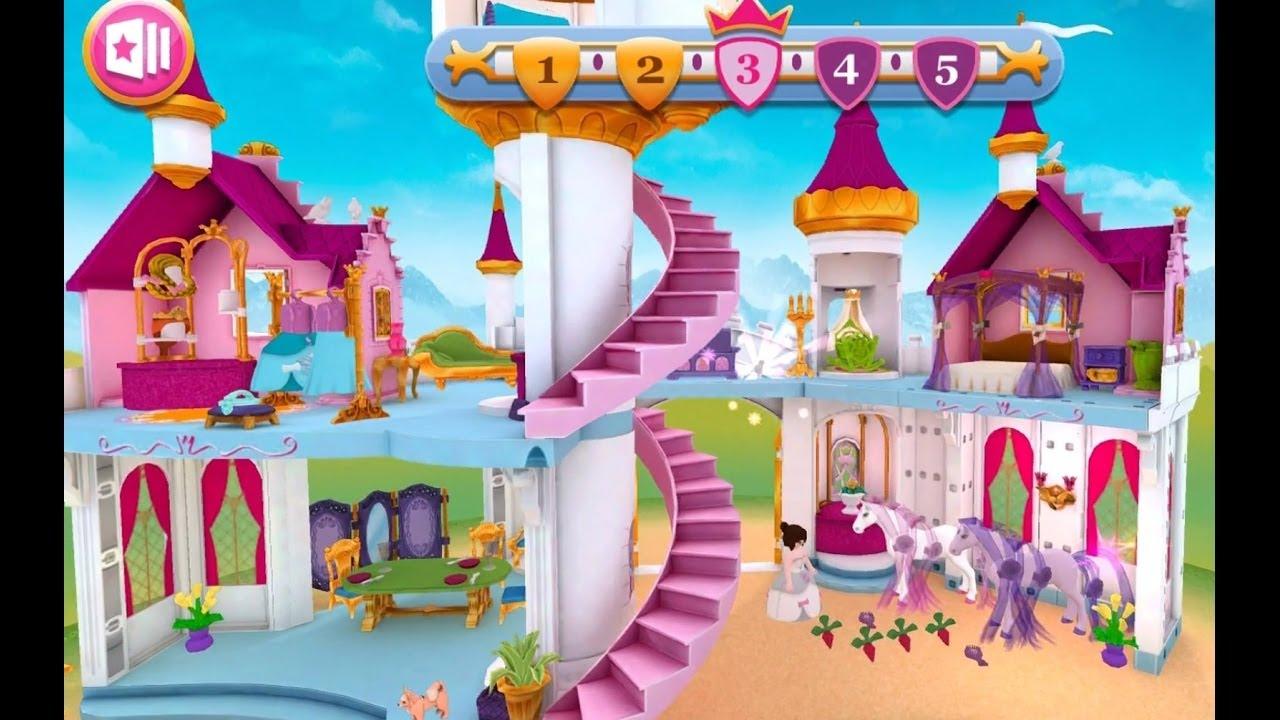 playmobil princesse video
