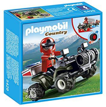 playmobil quad