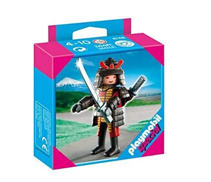 playmobil samourai