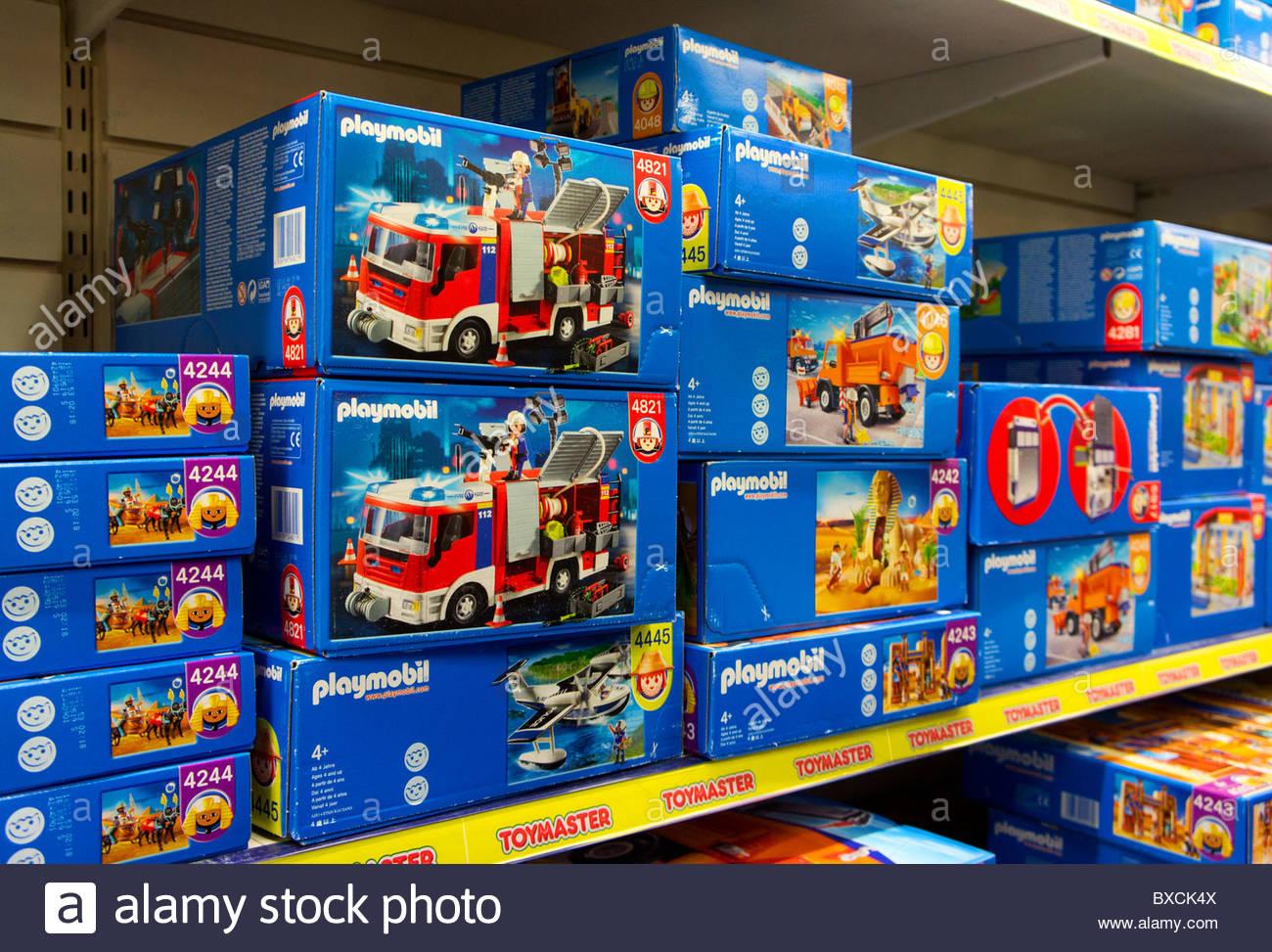 playmobil stock