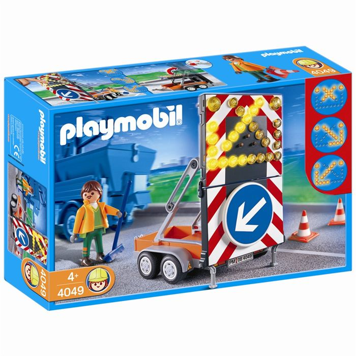 playmobil travaux public
