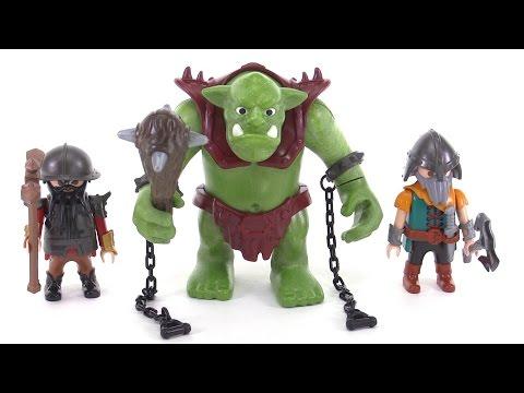 playmobil troll