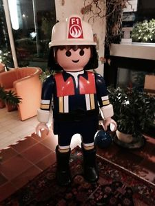 playmobil xxl pompier